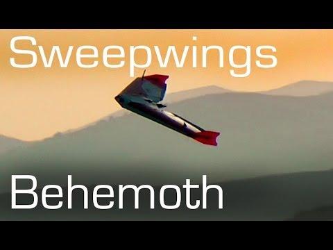 SweepWings Behemoth Maiden Flight - RCTESTFLIGHT - - UCq2rNse2XX4Rjzmldv9GqrQ