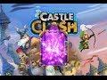 Castle Clash f2p Episode 1: Look at What I Rolled to start with!!!!!