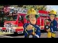 Пожарный Сэм на русском | Праздничный Переполох 🚒Новые серии HD 🔥 мультфильм