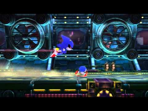 Sonic Generations: Metal Sonic Boss Fight HD