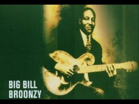 Hey Hey Guitar Lesson - Big Bill Broonzy -  Learn To Play Blues