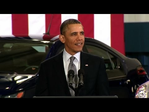 President Obama Speaks on American Energy   3/16/13   (business)