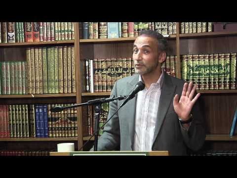 Zaytuna Guest Lecture Series: A Conversation with Dr. Tariq Ramadan.
