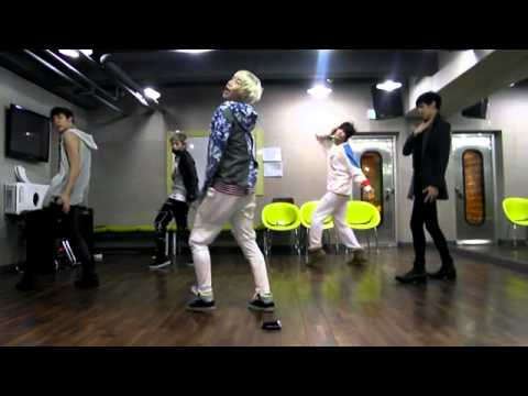 AA(Double A) - Because I-m Crazy Choreography