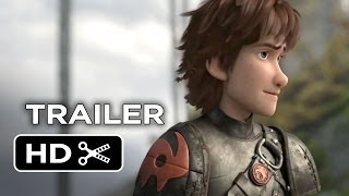How To Train Your Dragon 2 Official Trailer (2014) - Animation Sequel HD