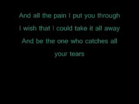 The Reason-Hoobastank [Lyrics]