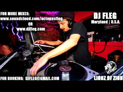 DJ FLEG | LIONZ OF ZION | BBOYWORLD MIX