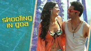 Lekar Hum Deewana Dil - Shooting In Goa