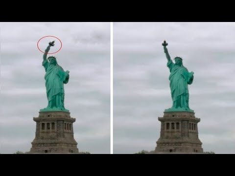 5 Mysterious Moving Statues Caught On Camera - UCH7IZhznY_65jJkiHPV48NA