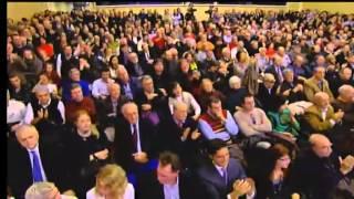 Ομιλία Γεωργίου Παπανδρέου στο Μπενάκη στην Ιδρυτική Διακήρυξη του Κινήματος