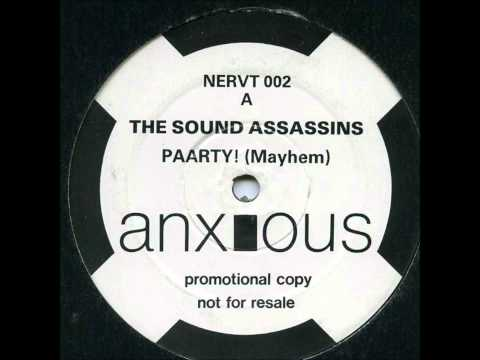 Sound Assassins - Paarty (Dubwise)