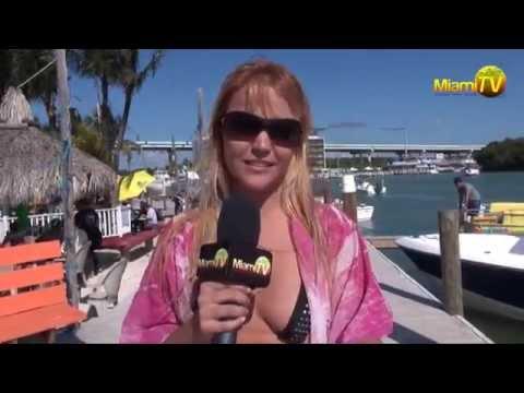 Jenny Scordamaglia - Key Largo Jet Surfer Chicago