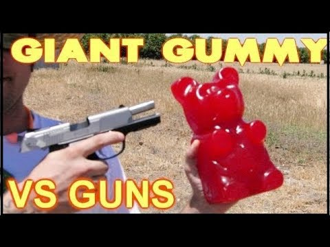 TERMINATOR 5lb VAT19 GUMMY BEAR - Bullet Proof?