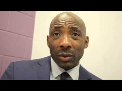 JOHNNY 'BIG DOGG' NELSON TALKS BILLY JOE SAUNDERS v CHRIS EUBANK JNR - INTERVIEW WITH KUGAN CASSIUS