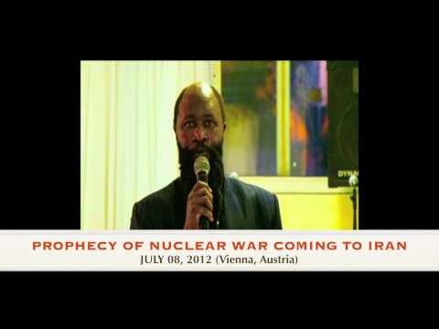 PROPHECY OF NUCLEAR WAR COMING TO IRAN DR OWUOR