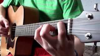 Linkin Park - A Line In The Sand (Acoustic Cover)