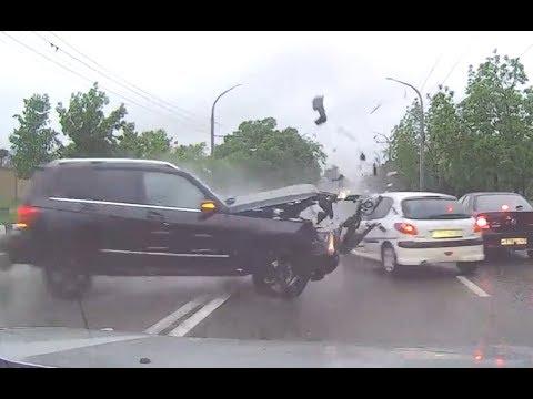 Смертельные, жесткие и страшные аварии Май 2017