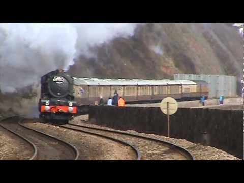 Mainline Steam Compilation Tangmere, Clan Line, Duchess Of Sutherland, Kind Edward I, Tornado.