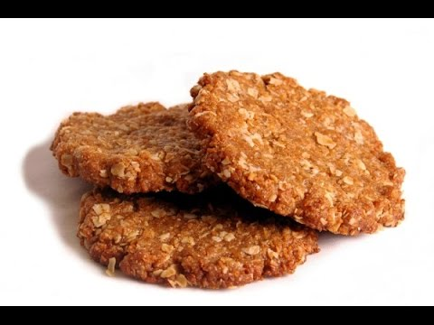 How To Make ANZAC Cookies