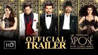 'The Xpose' Official Theatrical Trailer