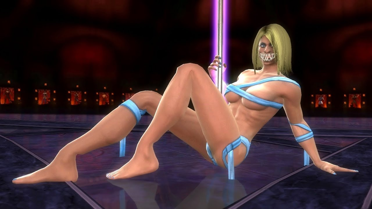 Mortal Kombat Komplete Mods All Girls Pole Dancing