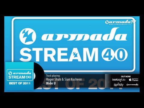 Out now: Armada Stream 40 - Best Of 2011