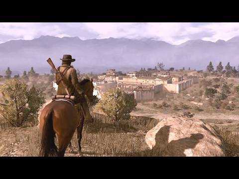A Short Film from Red Dead Redemption - Extended Version