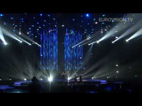 Lena-s first rehearsal (impression) at the 2010 Eurovision Song Contest