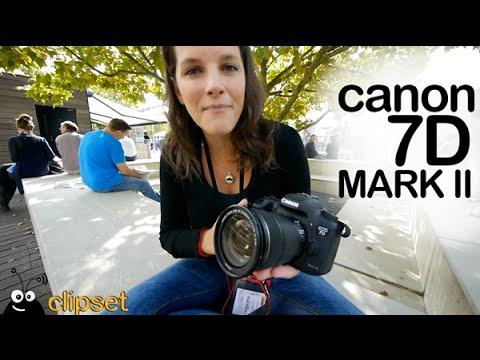 Canon EOS 7D Mark II preview Photokina Videorama