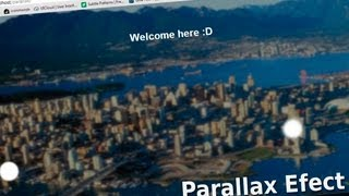 Tutorial Efecto Parallax.