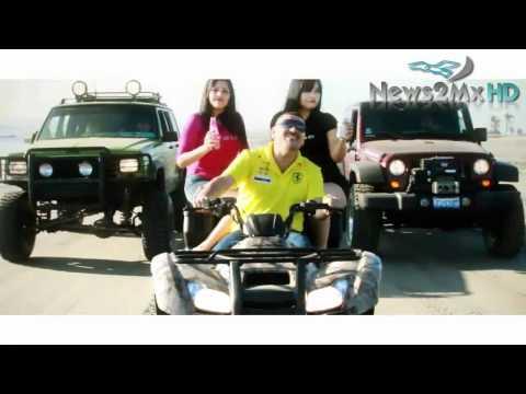 [HD] Fiesta en la Playa - El Komander (Video Oficial) 2011 Estreno