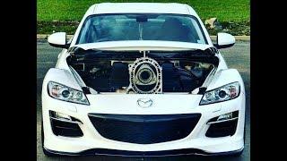 Mazda RX-8 Motor yenileme