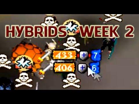 "Bonesaw Presents: Runescape Hybrids of the Week 2 - ""IMPULSE"" - Runescape Hybridding Pk Video"