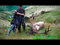 Hunting Red deer in New Zealand part 37