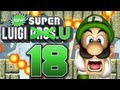 Let's Play New Super Luigi U Part 18: Asynchrone Flammenfails