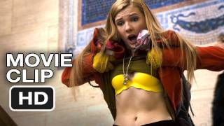 New Year's Eve Movie CLIP - This is Not a Training Bra! (2011) HD