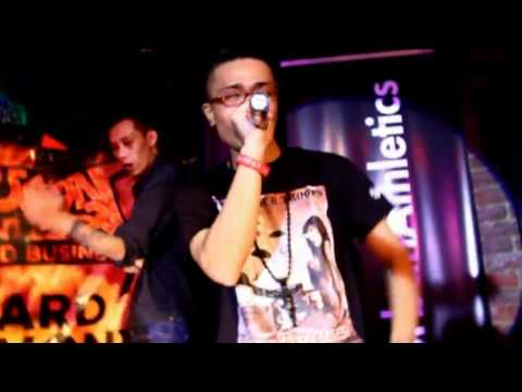 SUNUGAN - HARLEM and SCHIZOPHRENIA    **LIVE PERFORMANCE** UNFIN BIZ AWARD CEREMONY