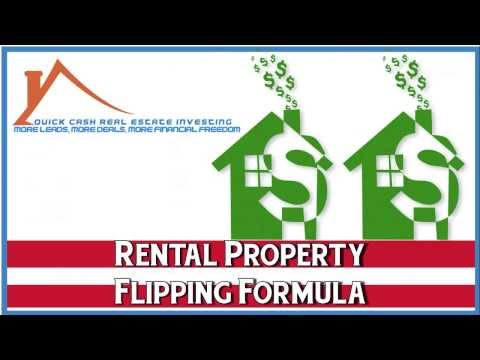 Property Investment Calculator - Evaluating Cash Flow Rental Property - Running the Numbers