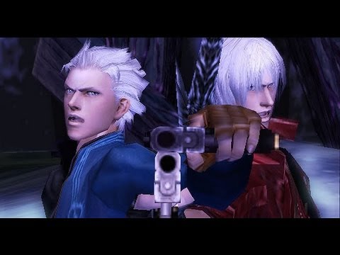 Devil May Cry 3 HD Collection: All Cutscenes/ Movie [720p]