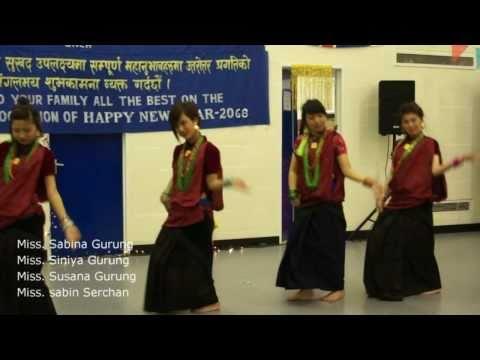 Rumjatar Ko Dhaka Topi (GNC Hounslow New Year 2068)