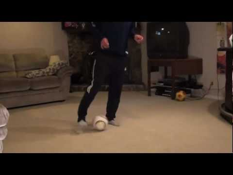 At Home Soccer Training Drills: How to improve soccer ball control