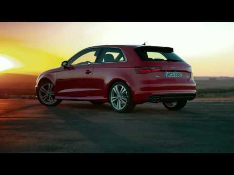 originales Filmmaterial über den neuen Audi A3 2012 und die Premiere bei der VW Group Night