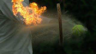 Fire Tennis