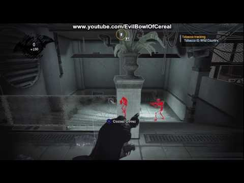 Batman Arkham Asylum Gameplay 6 [HD]