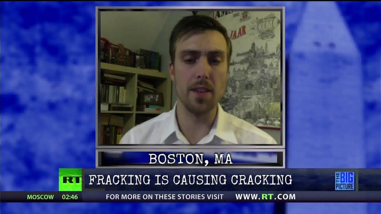 Fracking & Earthquakes Go Together