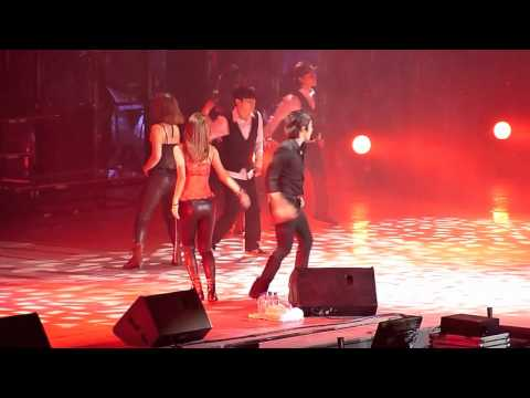 SS3- I wanna Love You- Eunhae (Super Clear!) 110130