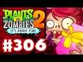 Plants vs. Zombies 2: It's About Time - Gameplay Walkthrough Part 306 - Valenbrainz! (iOS)