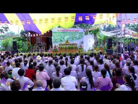 Công Đức Niệm Phật Và Phóng Sanh Không Thể Nghĩ Bàn,Chùa Bửu Nghiêm, Đồng Tháp