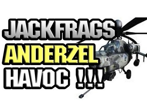 JackFrags + AnderZEL = Win? Attack Helicopter Gameplay Commentary 1080p PC