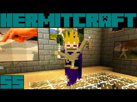 Minecraft FTB Monster: Lich Tower !!! (Modded Minecraft HermitCraft S3E55)